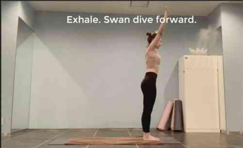 Swan Dive Forward